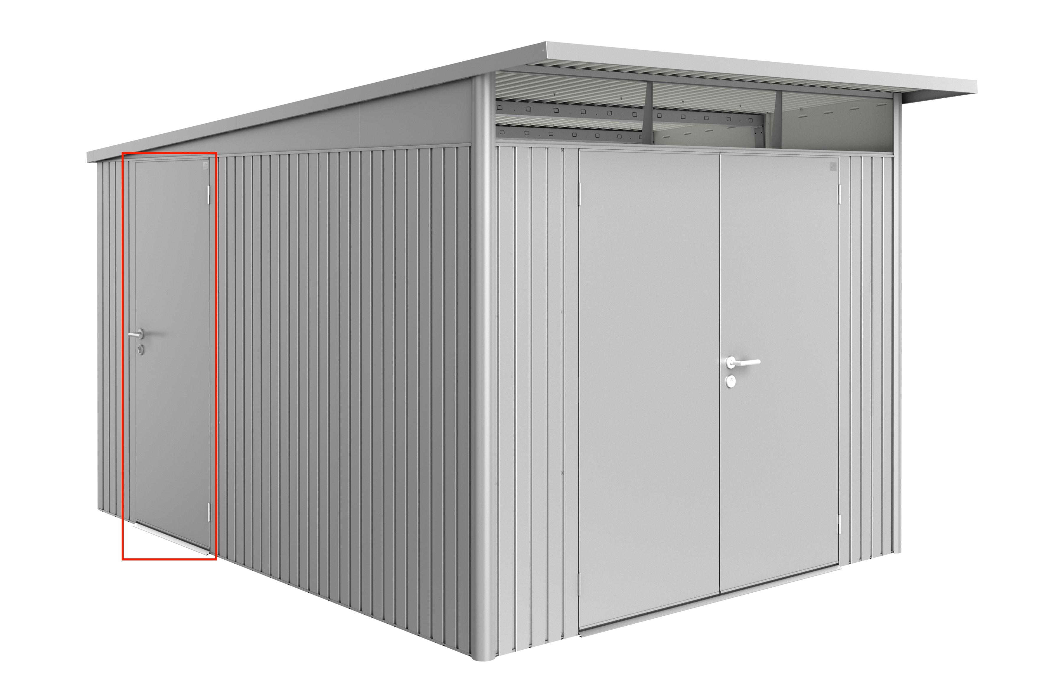 Zusatztür für Biohort Gerätehaus AvantGarde®, HIghLine® und Panorama