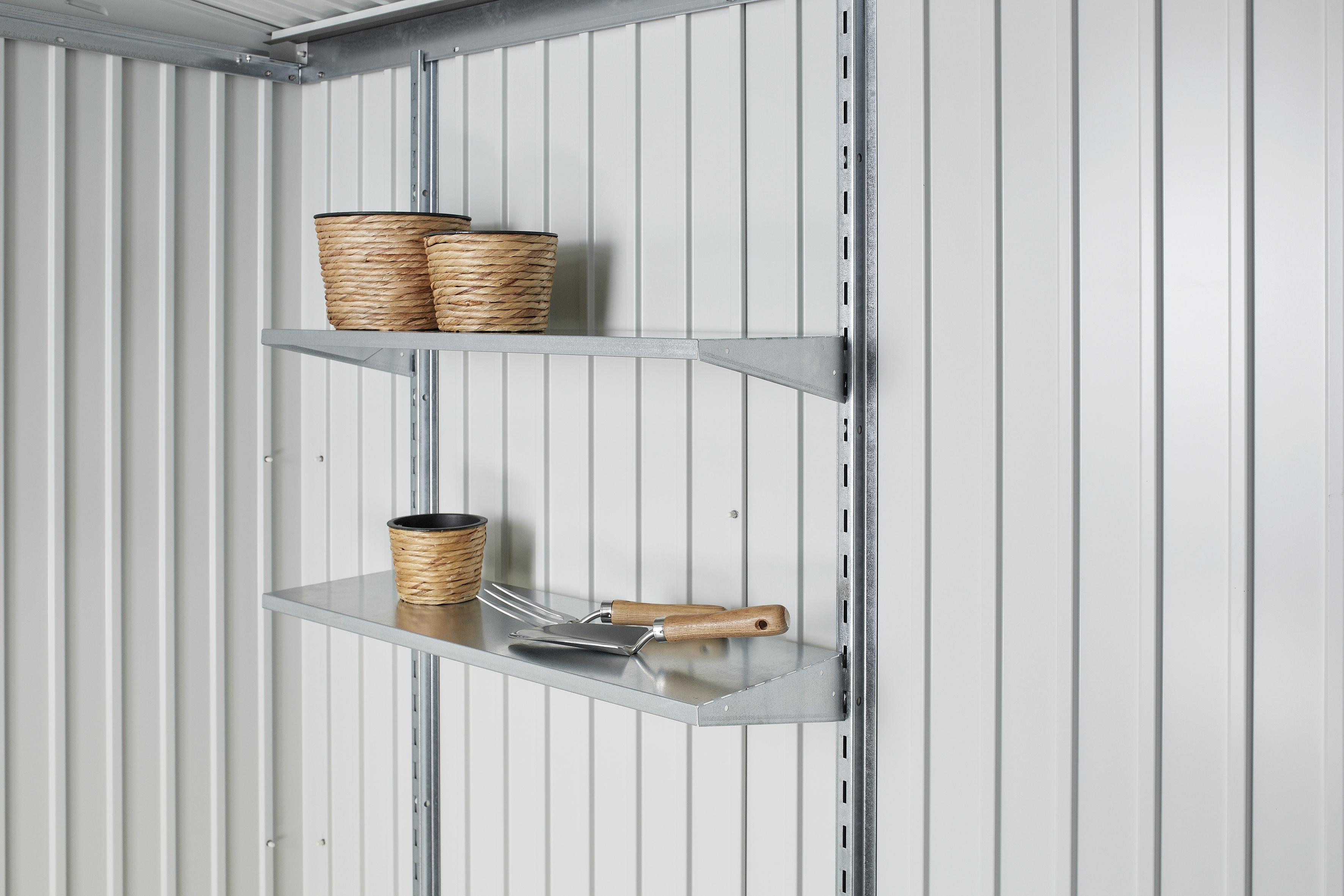 Regalböden für Biohort Gerätehaus und Geräteschrank