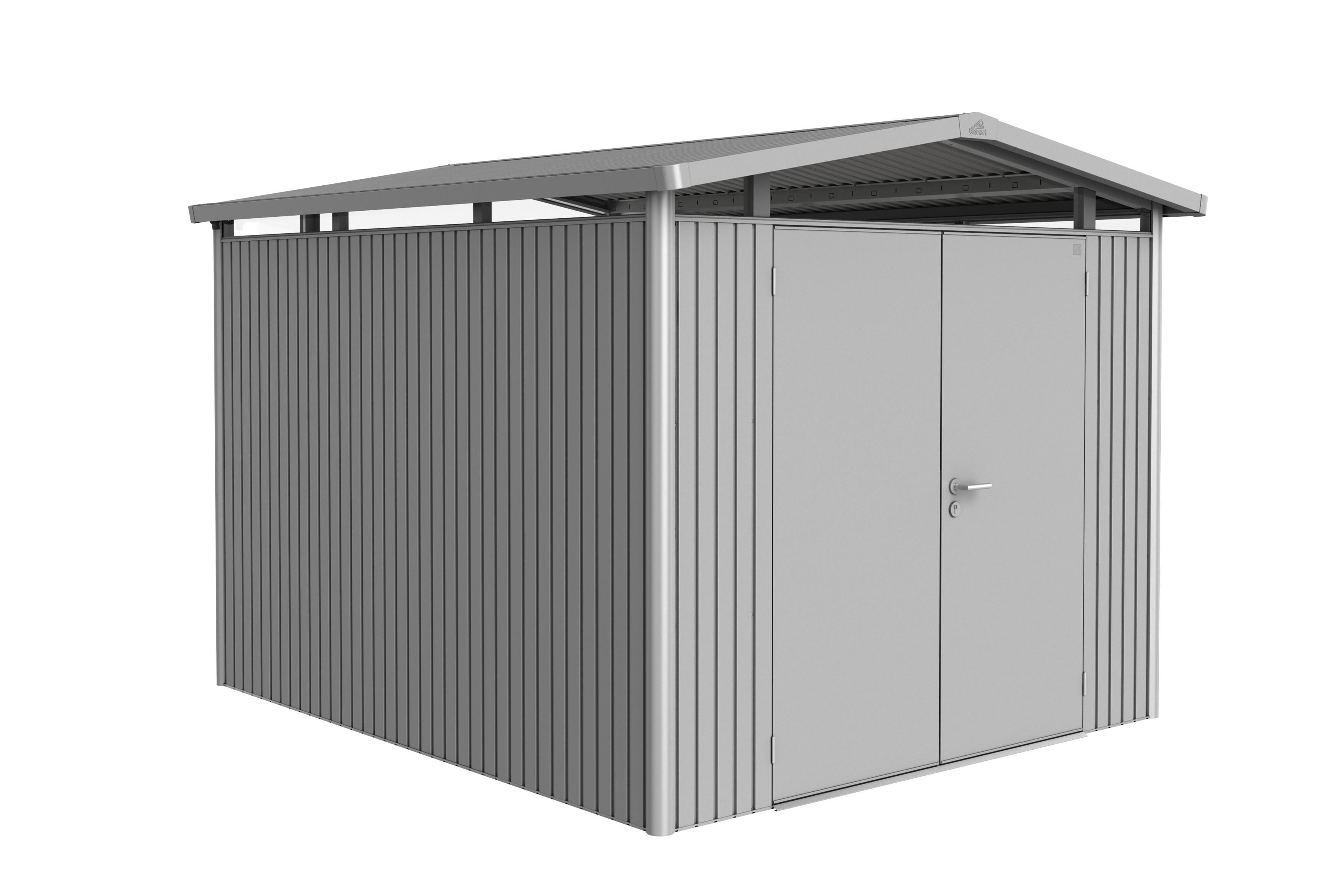 Gerätehaus Panorama® mit Einzel- oder Doppeltüre
