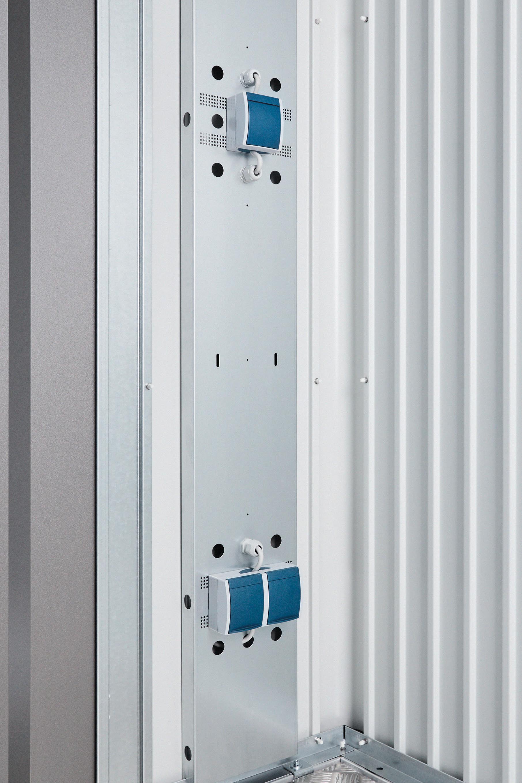 Biohort Elektro-Montagepanel für Gerätehaus HighLine®, AvantGarde® und Panorama®