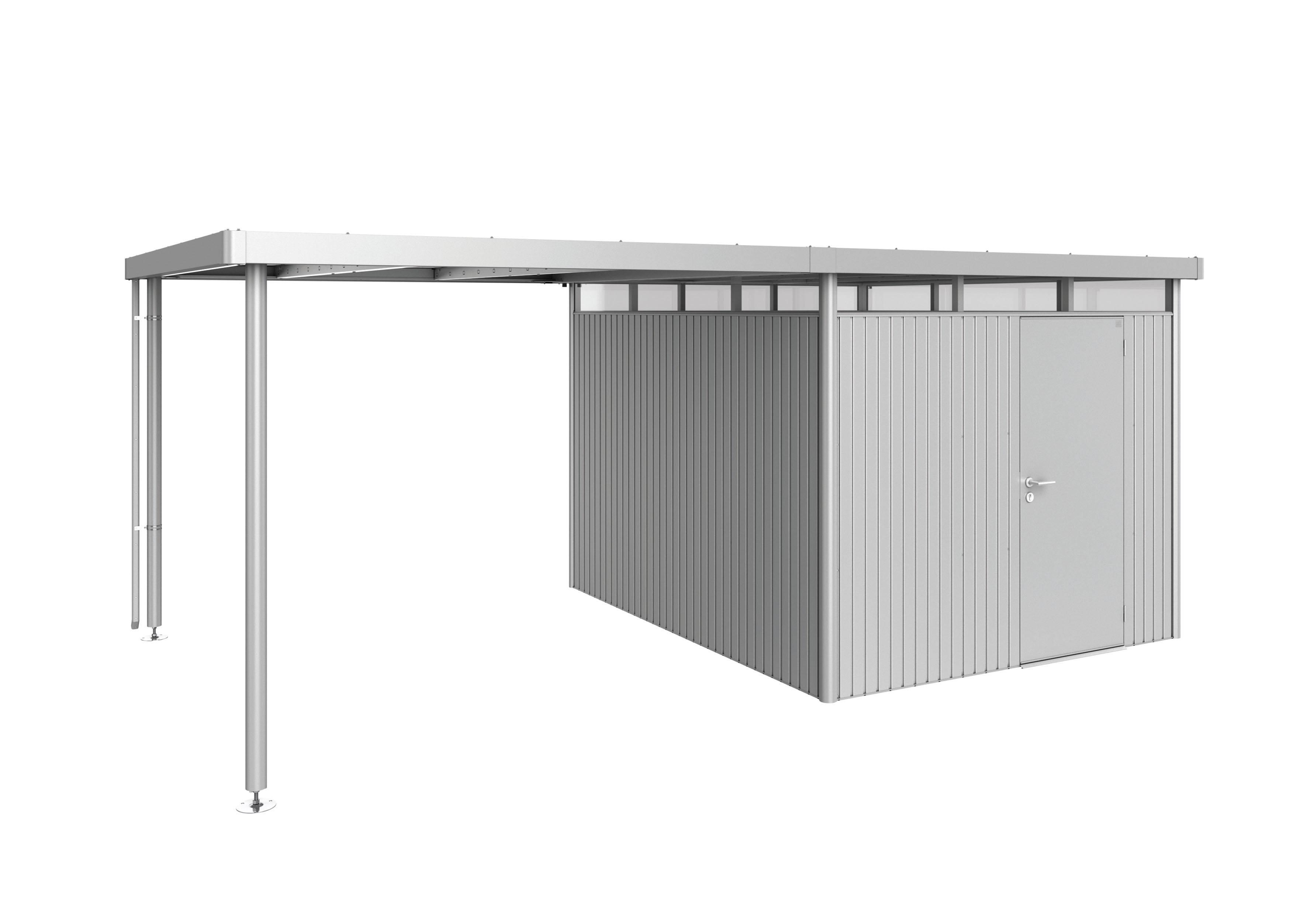 Biohort Gerätehaus HighLine® mit Einzel- oder Doppeltüre